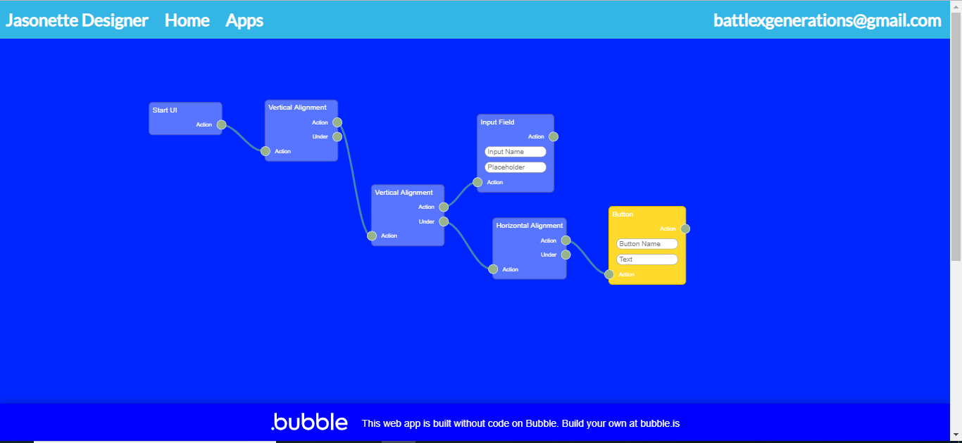 Node Graph App Builder in Bubble is! - Showcase - Bubble Forum