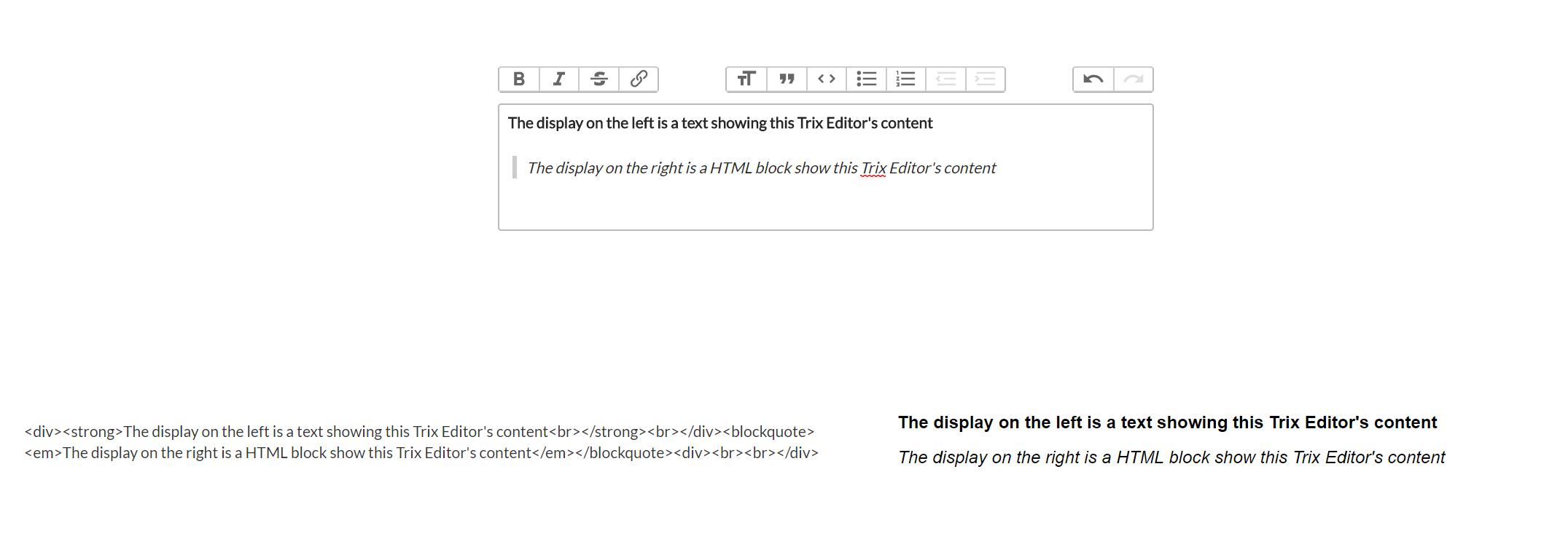 Free Plugin] Trix Rich Text Editor - Showcase - Bubble Forum