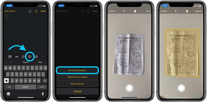 how-to-scan-with-iphone-ios-notes-app-walkthrough-1
