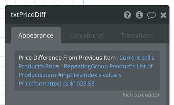 rg-price-diff