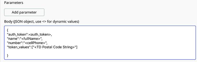 Posting JSON array in API Connector - APIs - Bubble Forum