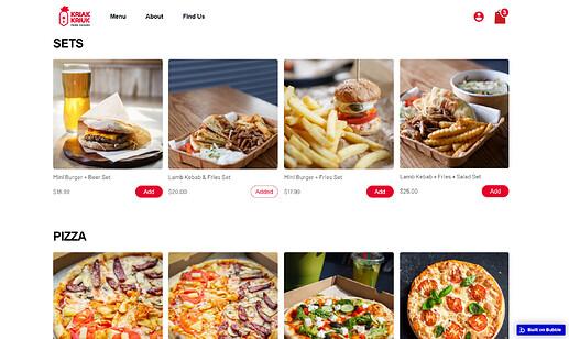 FireShot Capture 150 - Bubble - No-code apps - kfc-like-restaurant-delivery.bubbleapps.io