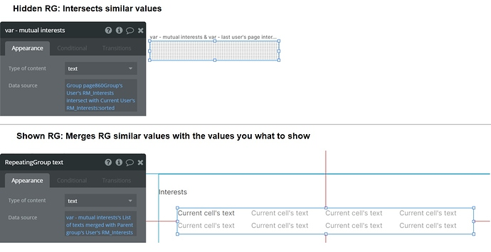 sort values