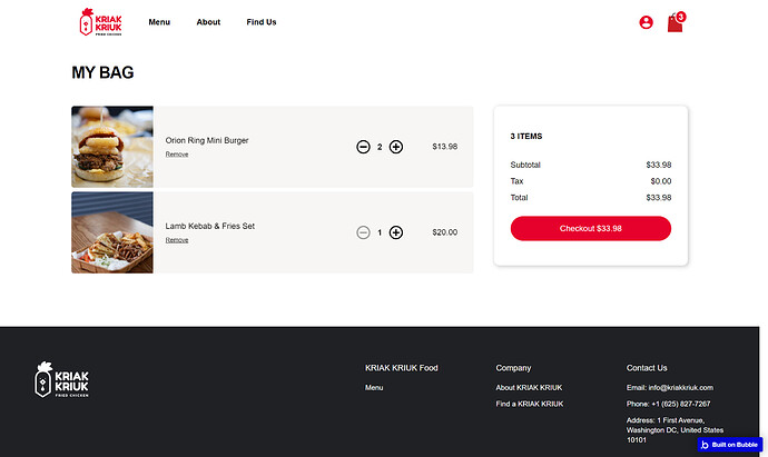 FireShot Capture 152 - Your Bubble app - kfc-like-restaurant-delivery.bubbleapps.io