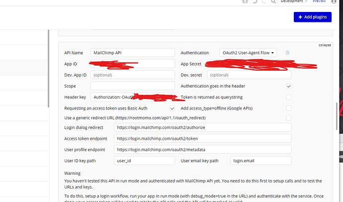 API Connector
