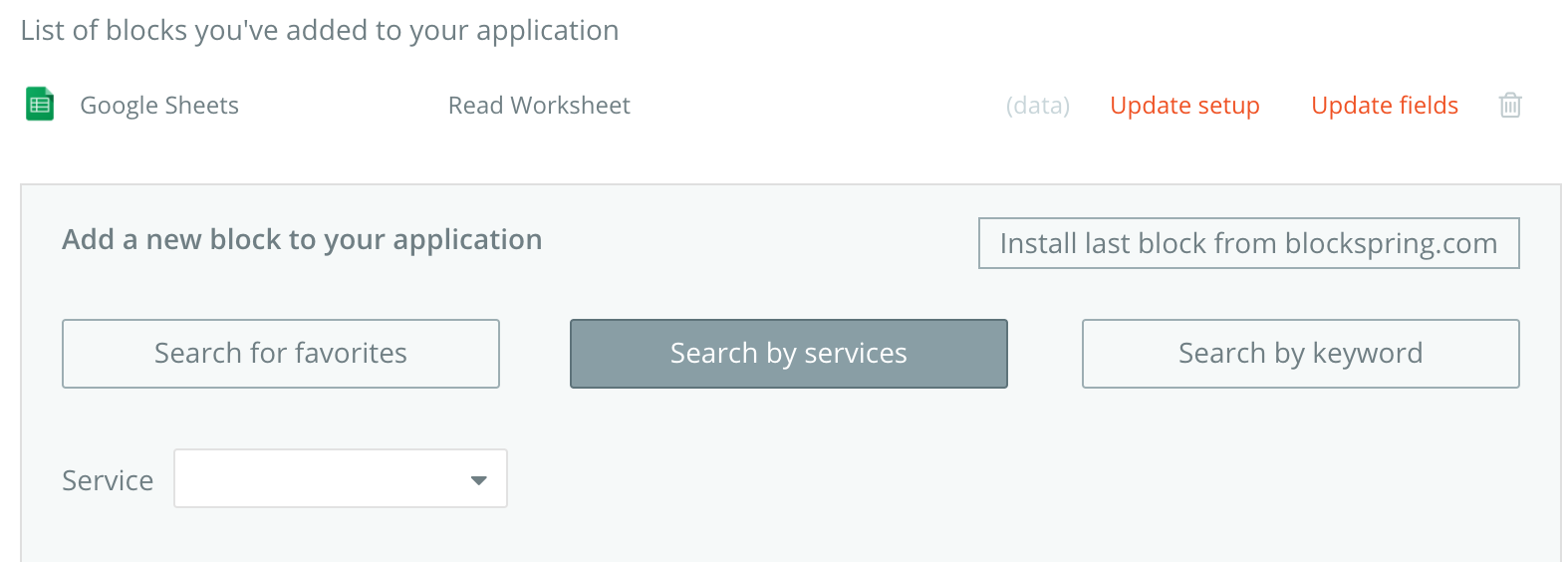 Blockspring - Working with 2 Worksheets\\Spreadsheets - Bugs - Bubble ...
