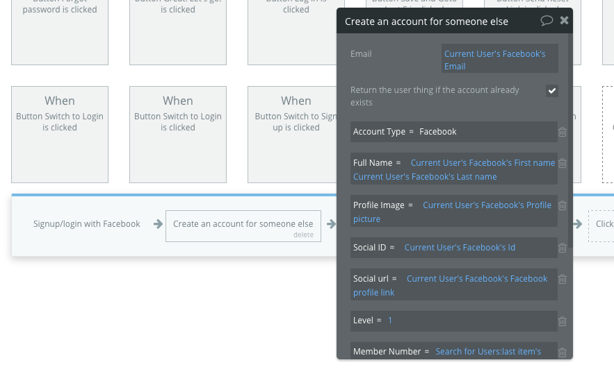 Social Login Only If User Already Registered - Plugins