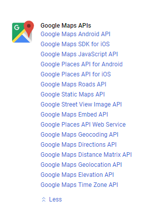 Do I Need A Google Places API Key? - APIs - Bubble Forum