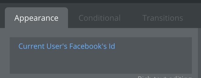 Accessing Facebook's User ID via API for Facebook Bot - APIs