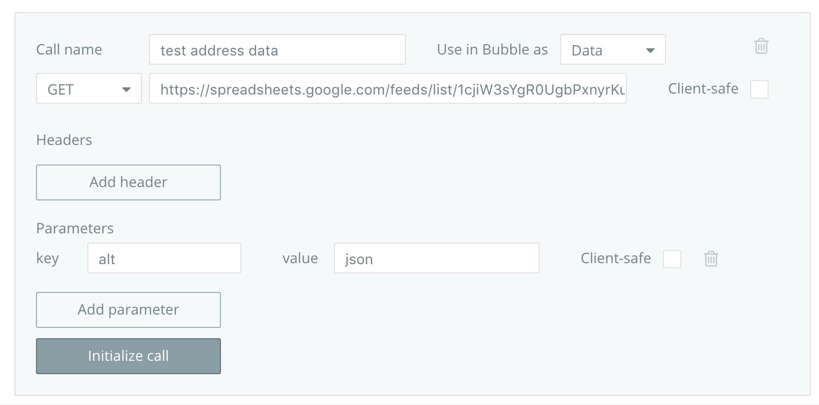 Google Sheet List Of Addresses Bubble Map Need Help Bubble Forum - Map a list of addresses
