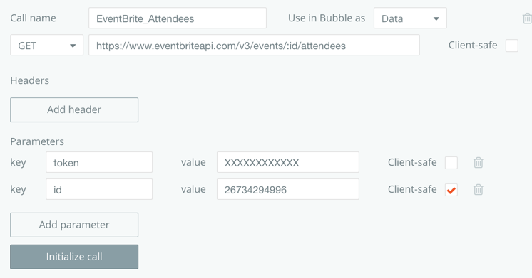 Works in Postman but not in BubbleAPI Connector - Need help - Bubble