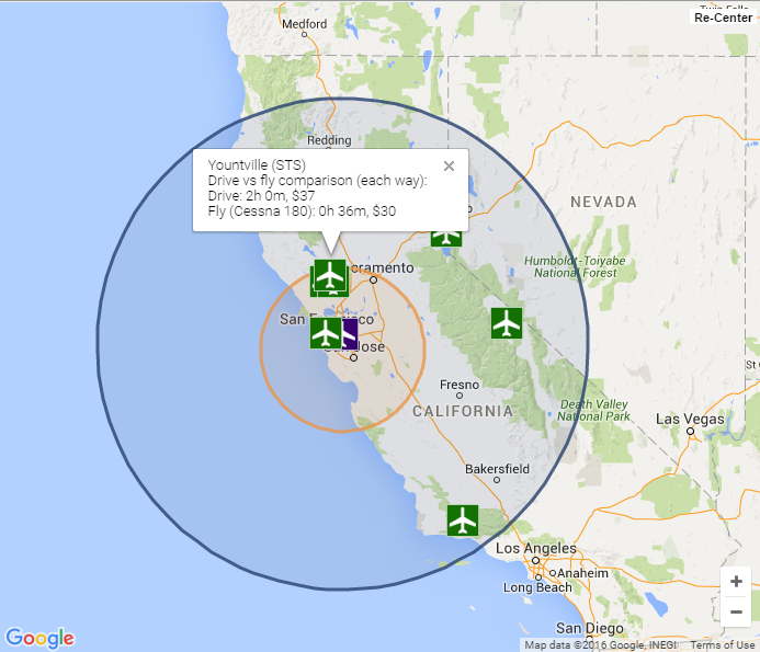 Rings On Google Map? - Need help - Bubble Forum