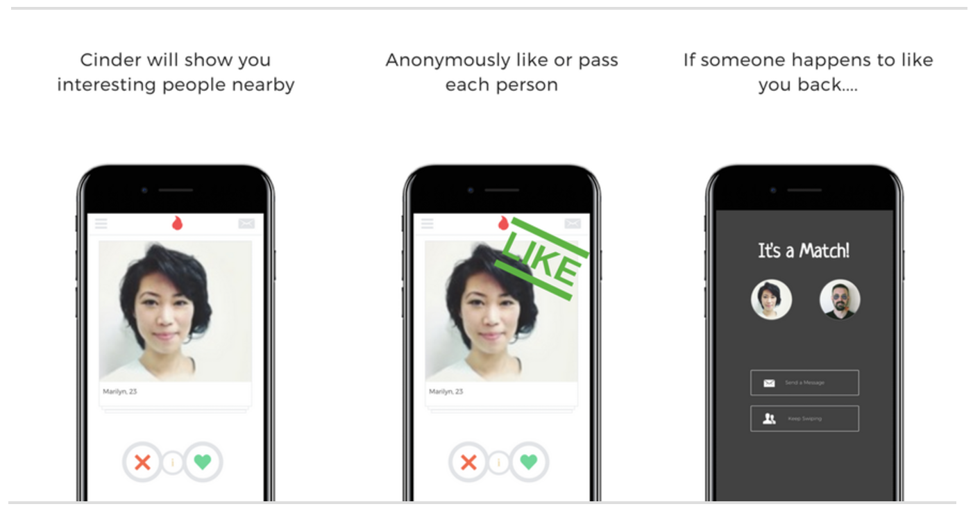 tinder dating app for droid