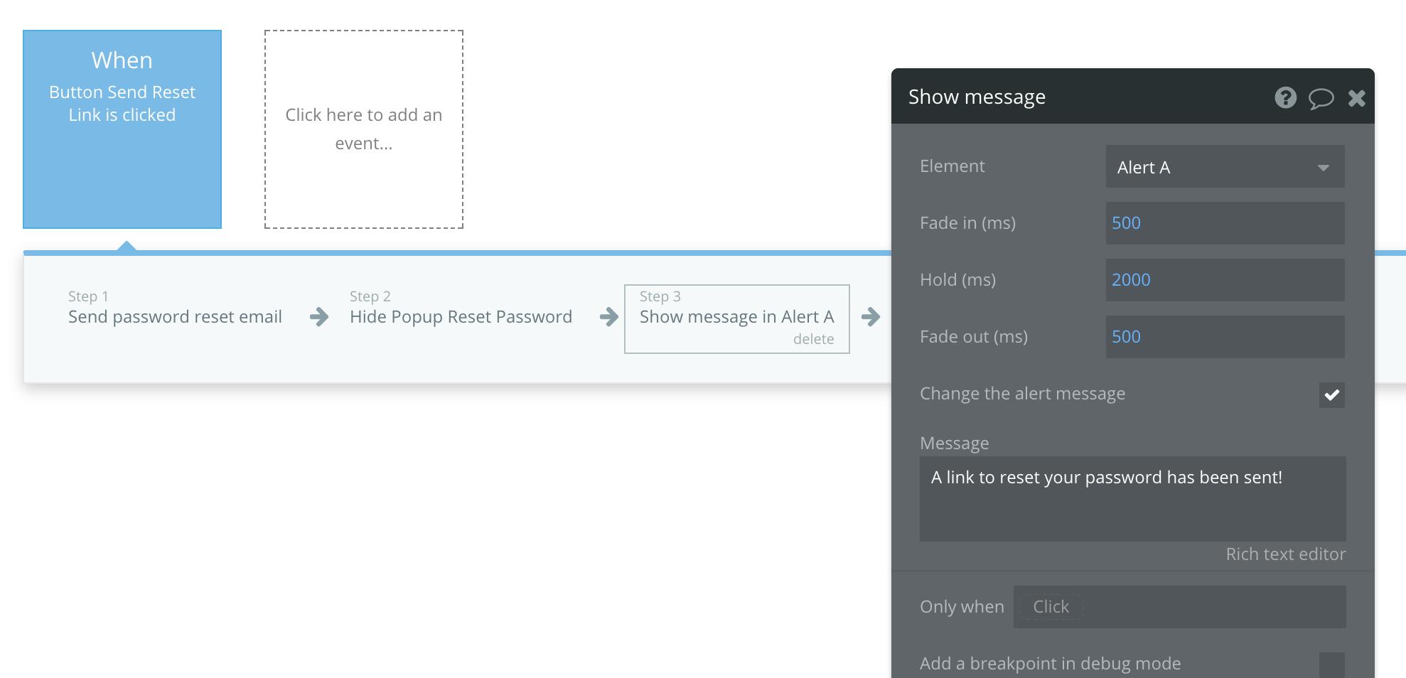 Ad Password Change Tool
