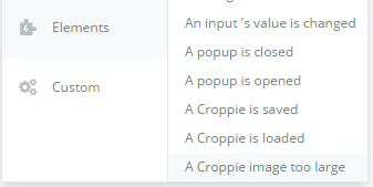 Croppie - element plugin to crop and zoom images before upload
