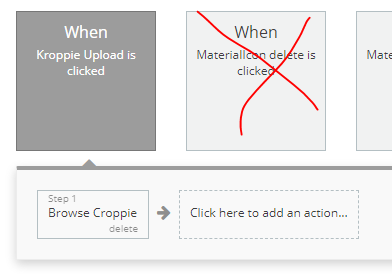 Is it possible to put a transparent guideline image over