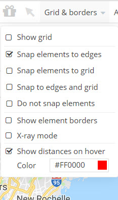 zoom_facility_not_existing editor function under the Grid & Borders. Please advice. Thanks for the very interesting platform.
