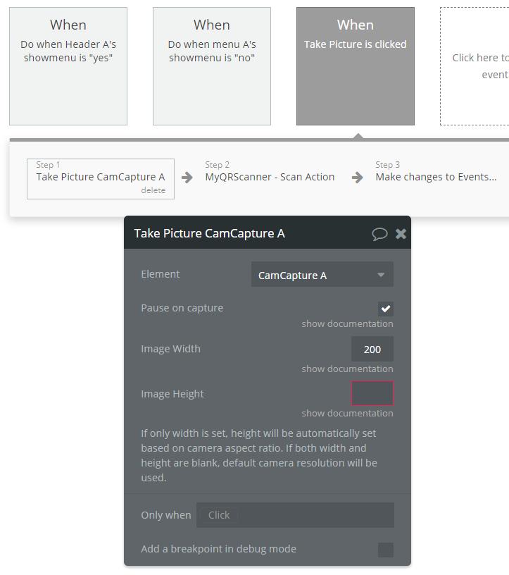 Barcode Reader / Scanner - Idea - Bubble Forum