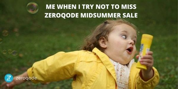 Mid Summer Sale for forums