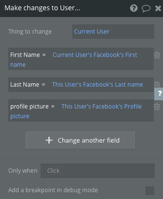 Has anyone else noticed Facebook test user profile pictures