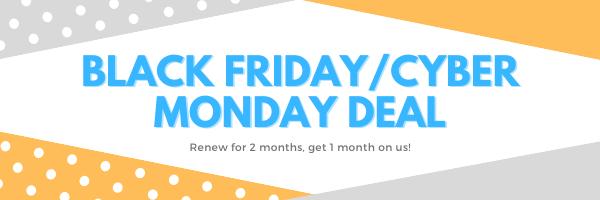 Black Friday_Cyber Monday