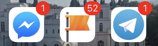 App icon notification - Mobile - Bubble Forum