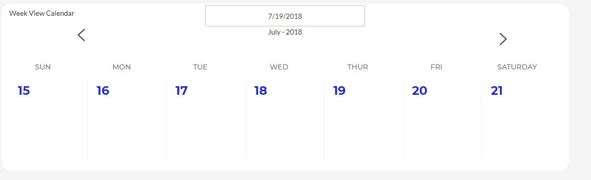 HOW-TO] Create a custom Calendar using repeating group