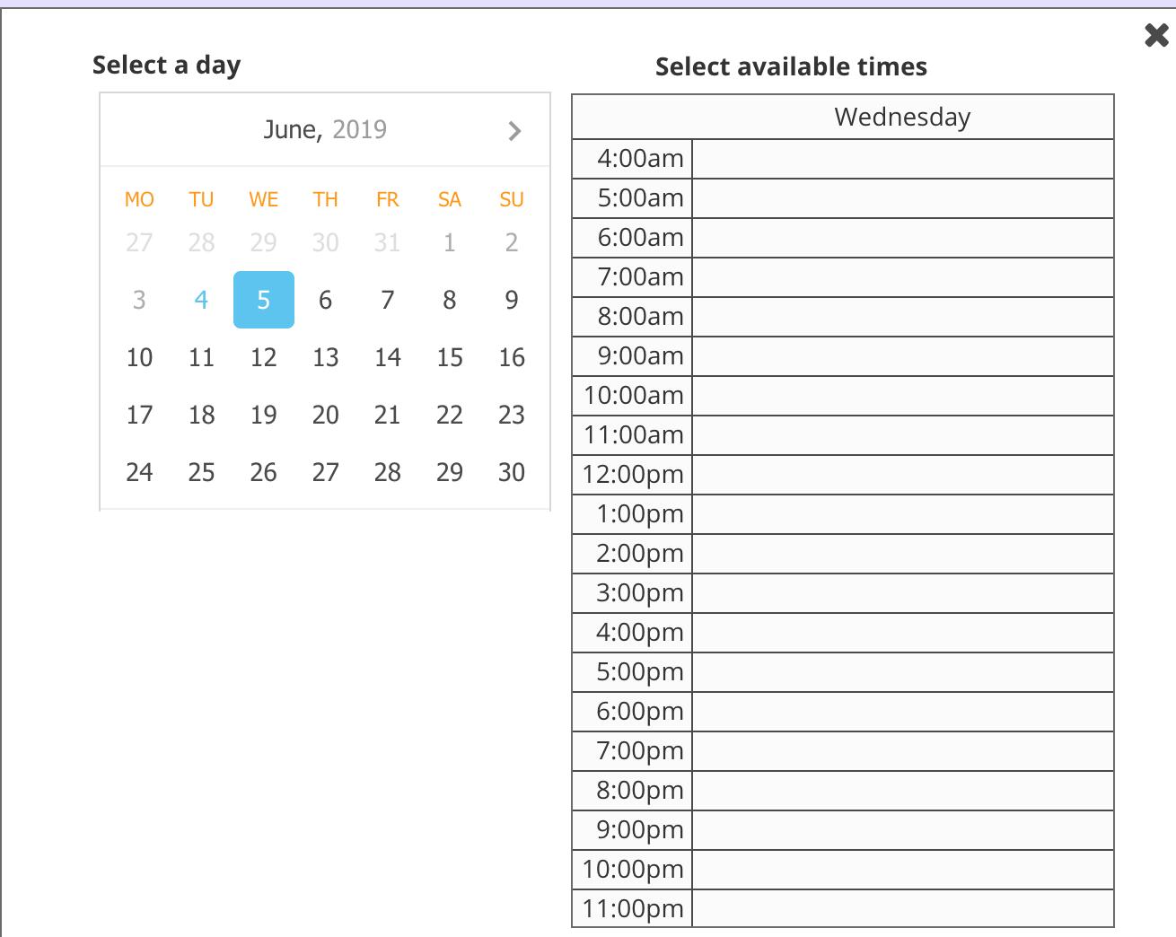 📅[New Plugin] Air Calendar (FullCalendar) - Showcase