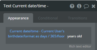Calculate%20age%20from%20birthdate