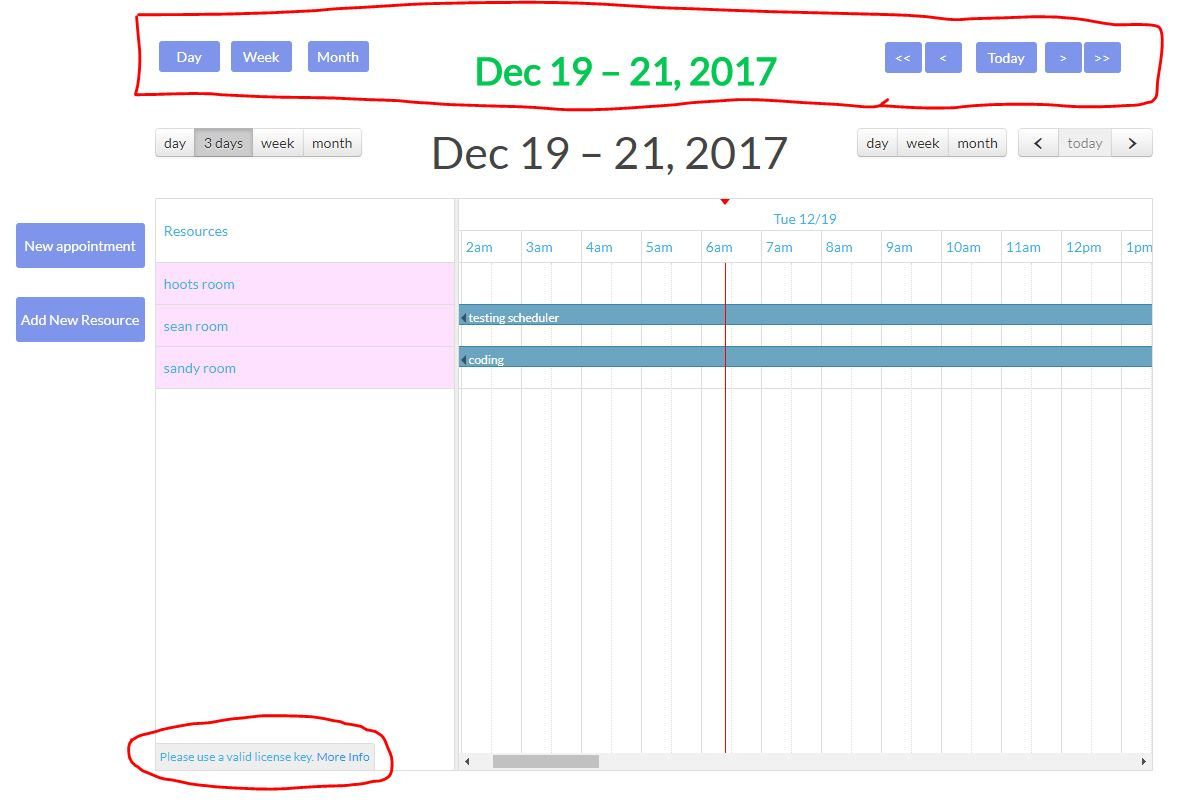 Full Calendar Scheduler Plugin - Plugins - Bubble Forum