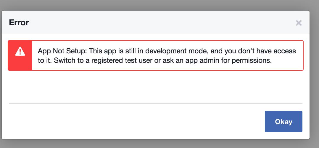 Facebook login is not working - Plugins - Bubble Forum