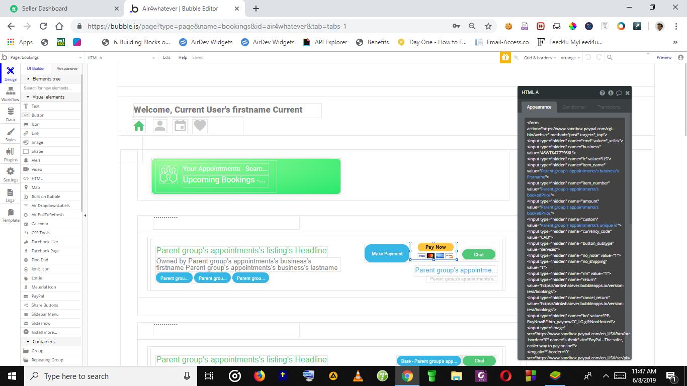 Paypal REST API integration - APIs - Bubble Forum