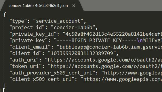 Read data from Firebase - Database - Bubble Forum
