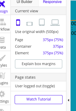 Stretch to Max Width - Responsiveness - Bubble Forum