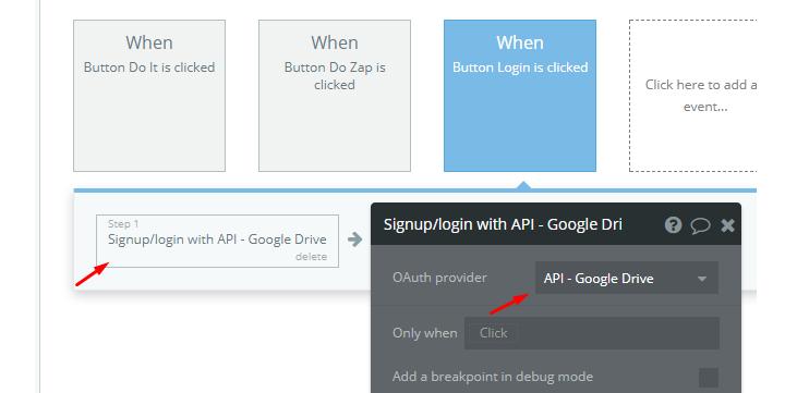 API Connector for Google APIs (Google Drive) - Tips - Bubble Forum