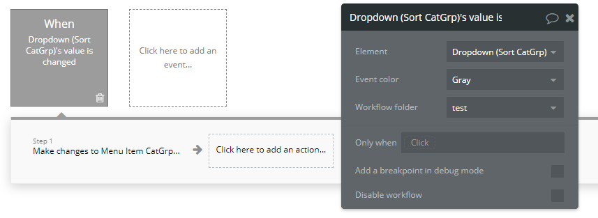 Sort-order-catgrp-wrkflw-dropdown1