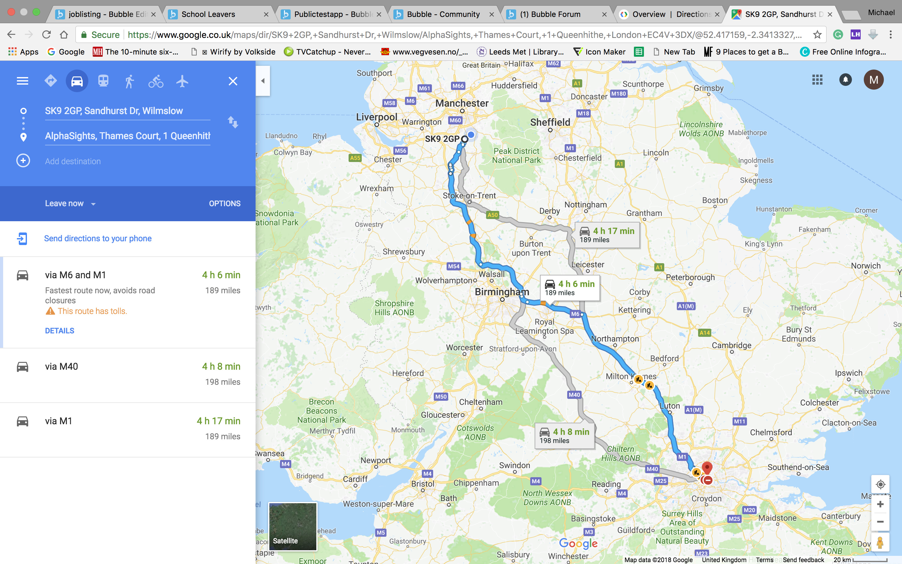 Does It Cost To Use Google Maps on