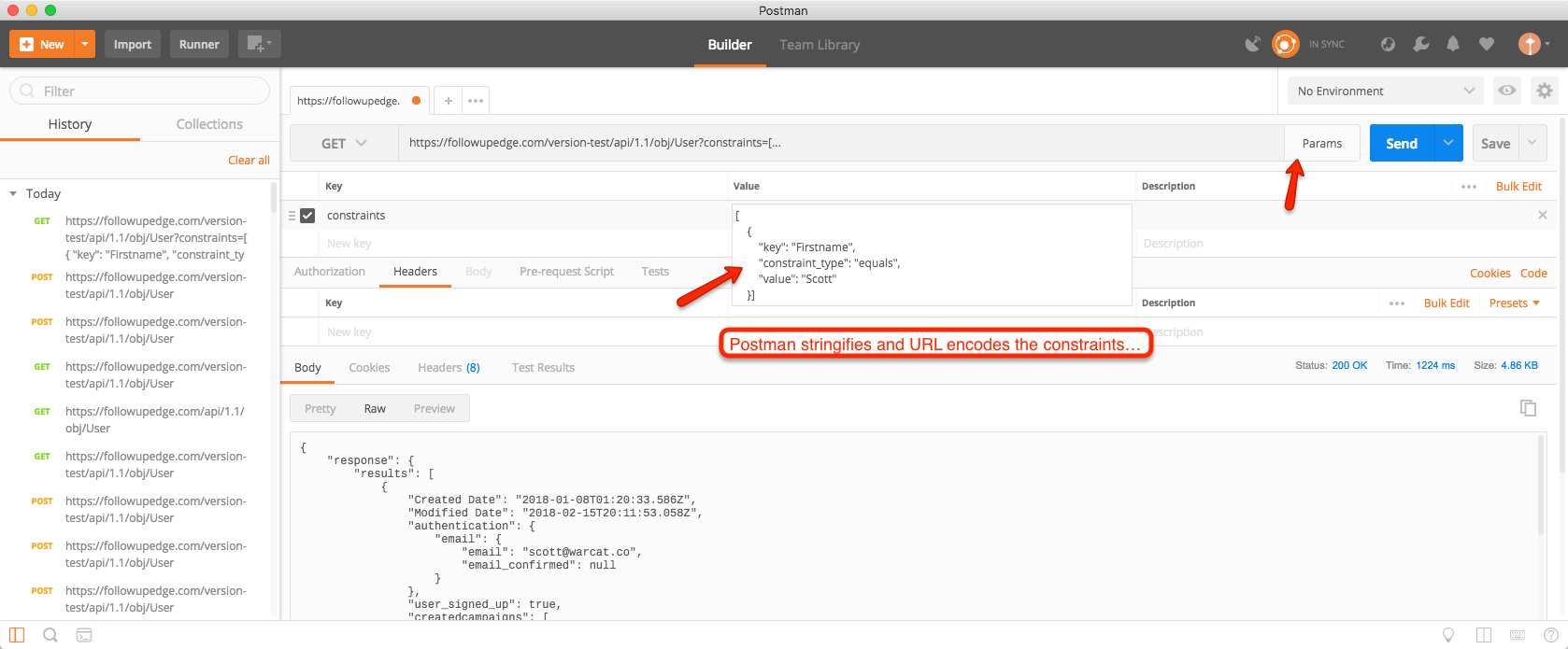 Getting data from my app's API conditionally - APIs - Bubble